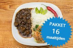 16 buitenlandse maaltijden