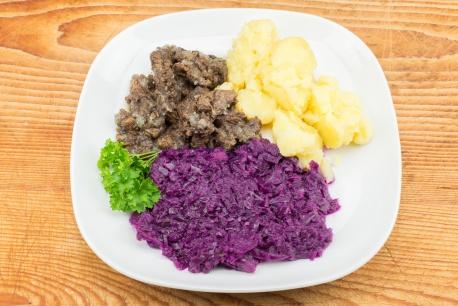 Proefpakket gemalen Hollandse gerechten