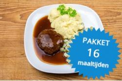 16 Hollandse vleesmaaltijden