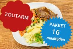 16 zoutarme Hollandse maaltijden