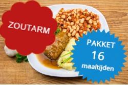 16 zoutarme vleesmaaltijden