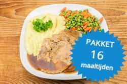 16 Hollandse maaltijden
