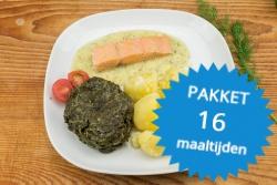 16 vegetarische en maaltijden met vis